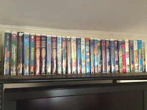 Children's Movies - VHS