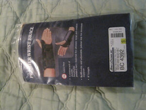 new premier Left wrist brace ,small-STRATHROY
