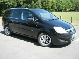 2011 11 REG Vauxhall Zafira 1.7CDTi 16v ecoFLEX Elite (SOLD)