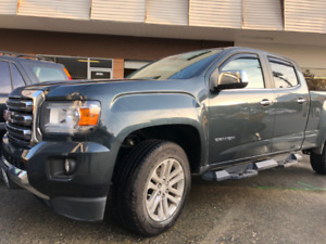 2017 GMC CANYON SLT 4WD