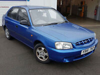 Hyundai Accent 1.3**1 Owner**Automatic**Full Service History**Only30,000 Miles**