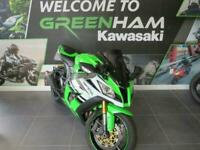2015 Kawasaki ZX-10R 1000 Ninja Anniversary Edition