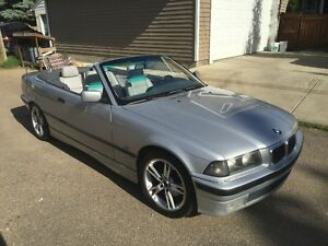 1999 BMW 323i 2dr Convertible with NEW TOP