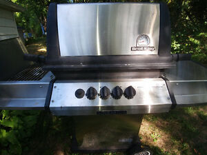 NATURAL GAS Aluminum Bar-B-que