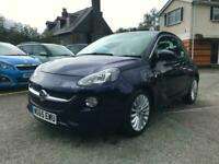 2015 Vauxhall Adam 1.2i Glam 3dr HATCHBACK Petrol Manual