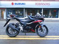 SUZUKI GSX-R125 ON LOW RATE FINANCE, CALL TODAY