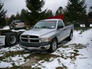 2003 DODGE RAM - GONE TO NO RESERVE AUCTION NOVEMBER 17