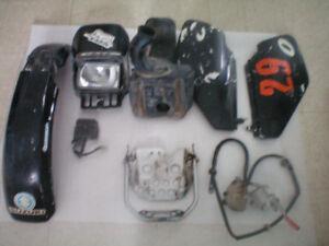 suzuki dr 350 parts