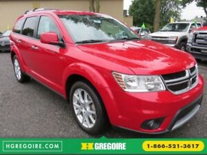 2014 Dodge Journey R/T AUT AWD CUIR MAGS 7 PASS CAMERA DVD GR EL