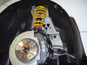 2004 BMW X3 OEM Suspension Parts, Ball Joints, Boots, Shocks