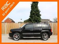 2008 Jeep Patriot 2.4 S-Limited Sport 5 Speed 4x4 4WD Full Leather Heated Seats