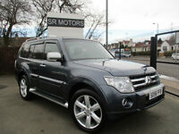 2006 Mitsubishi Shogun 3.2DI-DC LWB auto Diamond(TOP SPEC,FULL HISTORY)
