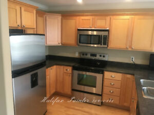 Kitchen Cabinet Painting & Staining