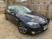 ✿2010/10 BMW 5 Series 520d SE, Blue, Diesel ✿GREAT SPEC ✿NICE EXAMPLE✿