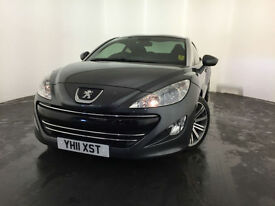 2011 PEUGEOT RCZ SPORT THP COUPE SERVICE HISTORY FINANCE PX WELCOME