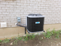 Spring Air conditioning service or replacement