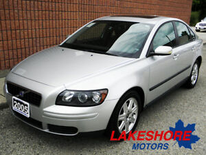 **SOLD** 2005 Volvo S40 2.4L | CERTIFIED | AUTO