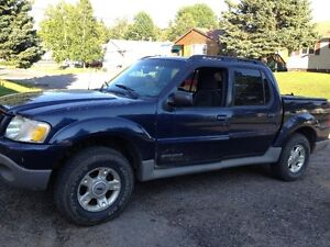 2002 Ford Explorer Sport Trac Other