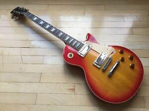 Gibson Les Paul standard 1995 Cherrybusrt Echange/trade
