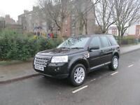 2008 Land Rover Freelander 2 2.2 TD4 HSE 5dr