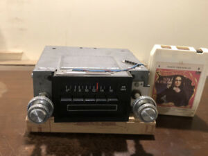 car 8 track player for sale
