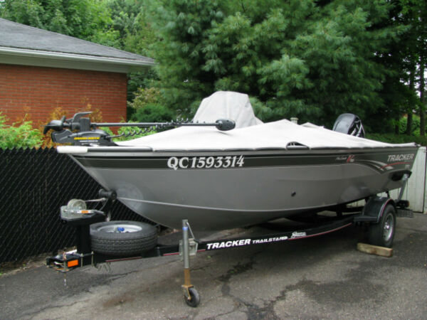 Used 2008 Tracker Pro Guide V16 sc