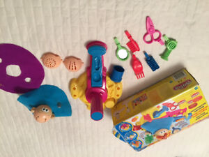 PlayDoh Hairdresser Set