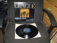 the human league 12 pouce single mirror man45 rpm Lp
