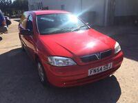 2004 Vauxhall Astra 1.7 cdti, one owner, new mot, bargain!
