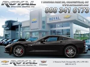 2016 Chevrolet Corvette Stingray Z51   - Low Mileage