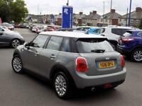 2016 16 MINI HATCH COOPER 1.5 COOPER D 5DR * CHILLI PACK SAT NAV * DIESEL