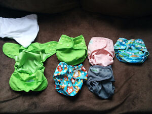 Bumkins cloth diaper covers & inserts
