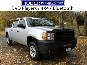 2012 GMC Sierra 1500 4X4/Bluetooth/Factory Tow Pkge