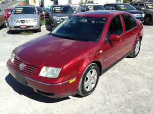 2004 Volkswagen Jetta TDI Sport Edition  DIESEL FULLY LOADED