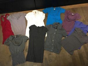 Vêtements de maternité XXS, XS et S