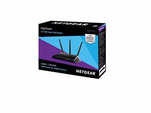 LIKE NEW! Netgear R7000 Router - SECURE - UNLOCKED!