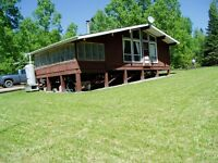 COTTAGE FOR SALE - WANIPIGOW LAKE $100,000.00