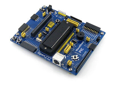 Open18f4520 Standardpic Board Mcu Pic18f Pic18f4520 Pic Development Board Kit
