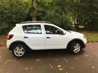 2014 Dacia Sandero Stepway 0.9TCe Laureate,29k Miles,SatNav,Cruise,Family Buisne
