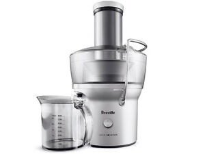 Used only 5 times-Breville Juice Fountain Compact Juicer