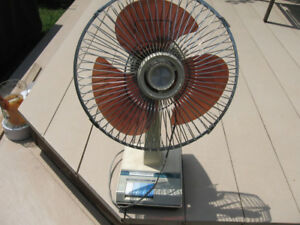 VENTILATEUR SUR TABLE