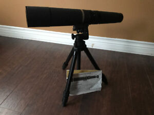 Bausch and Lomb Telescope