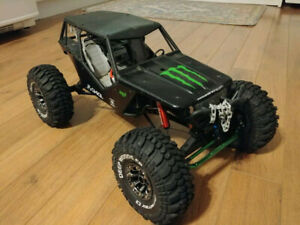 Various RC Trucks for Sale