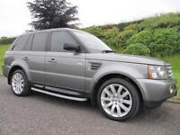 2009 Land Rover Range Rover Sport 3.6TD V8 auto HSE
