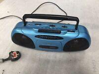 Radio / Cassette Player