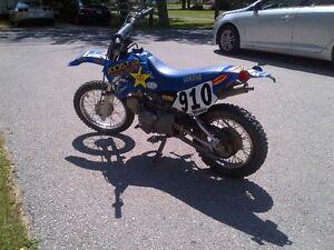 2009 Yamaha TTR90E