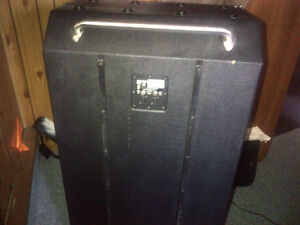 Ampeg 810 Speaker Cabinet with American Speakers