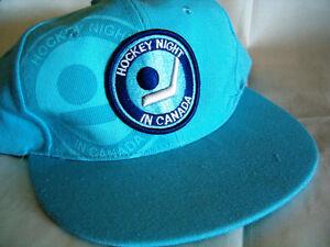 Hockey Night In Canada cap hat & toques
