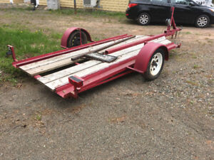 A FEW TRAILERS FOR SALE