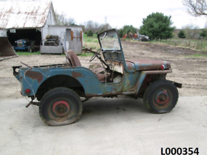 Looking for cj2a jeep willys
